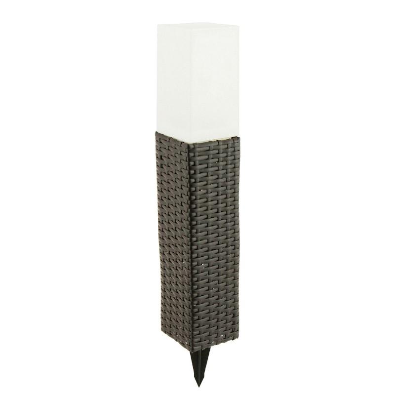 solar gartenlicht rattan soundlightreflex shop. Black Bedroom Furniture Sets. Home Design Ideas