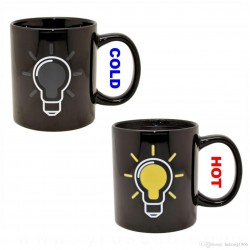 Light Bulb Kaffeetasse