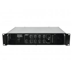 OMNITRONIC MPZ-180.6, MPZ-250.6, MPZ-350.6, MPZ-500.6 ELA-Mischverstärker