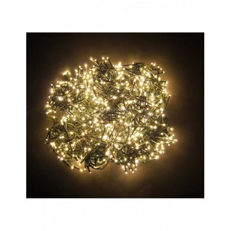 Weihnachtsbeleuchtung Led Baum.Led Baum Lichterkette Warmweiß