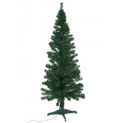 EUROPALMS Tannenbaum Fiber LED, 180cm, grün
