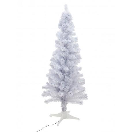 Tannenbaum Led.Europalms Tannenbaum Fiber Led 180cm Weiß
