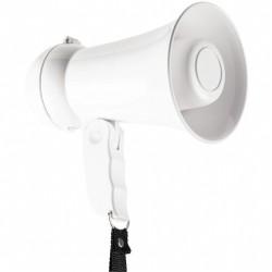Megafon mit integriertem Mikrofon BXL-MP100 batteriebetrieben