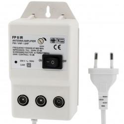 Antennenverstärker Kabel-TV 2x 20/36 dB