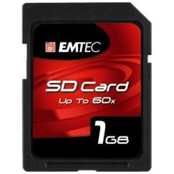 EMTEC SD Speicherkarte 1GB 60x