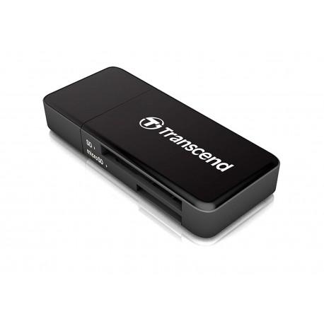 TRANSCEND Multifunktions Kartenleser USB 3.0 TS-RDF5K
