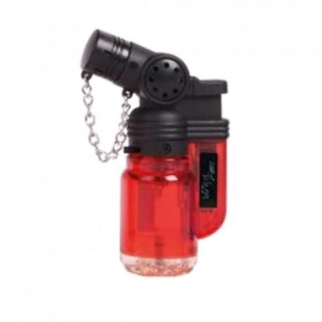 Sturmfeuerzeug JetFlame Gas Lighter mit 45° Flamme