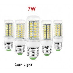 E27 LED 7 Watt /220 Volt