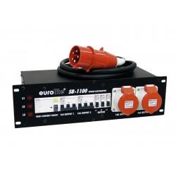 EUROLITE SB-1100 Stromverteiler
