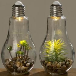LED-Glühbirne/Pflanze Sort.. H23CM 1LED
