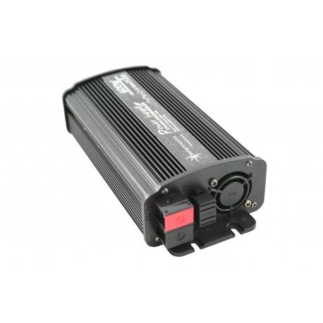 Solartronics Spannungswandler 12V 600W/1200W Inverter 230V CE