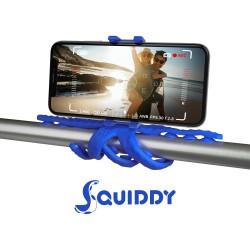 Celly Flexibles Stativ bis zu 6,2 Zoll für Smartphone und Kamera