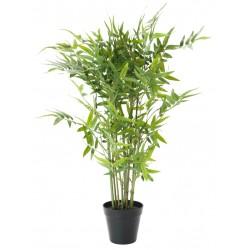 Topfpflanze künstlich Bambus 63cm