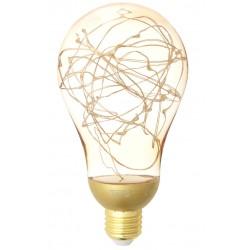 LED Leuchtmittel E27 20lm goldfarben 2500K