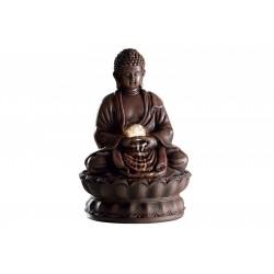LED Zimmerbrunnen Buddha