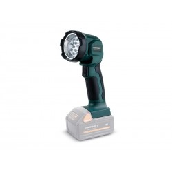 LED-Akku-Taschenlampe Patriot 18V