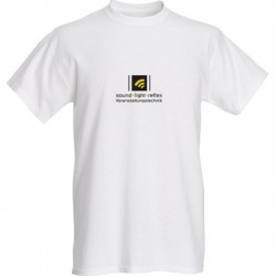 T-Shirt soundlightreflex L