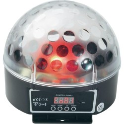 Mc Crypt Crystal Ball LED Effektstrahler