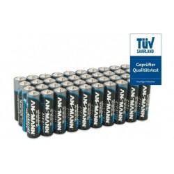 Batterie Alkaline AA 1,5V 40er-Pack