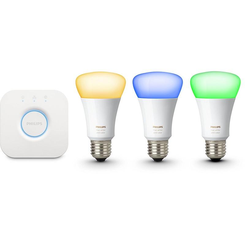 Philips Hue White & Color Ambiance E27 LED