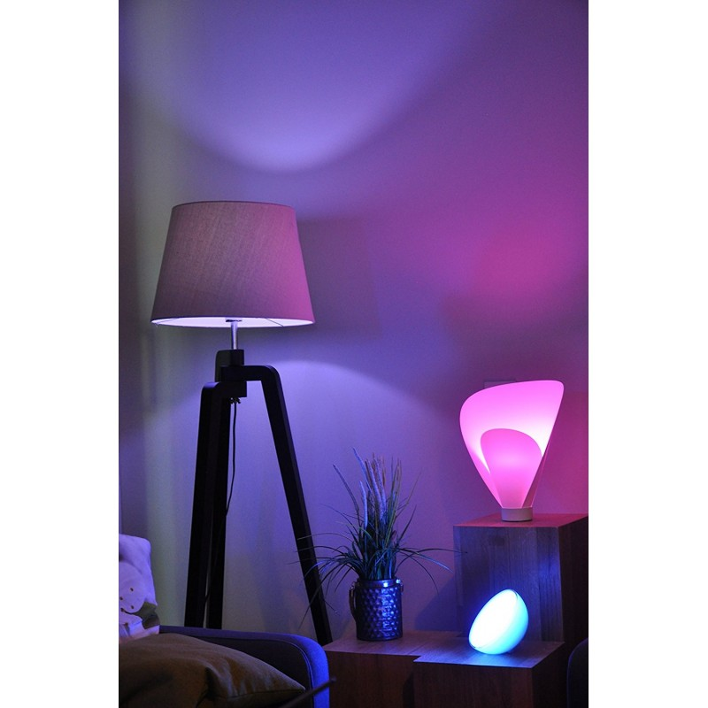 philips hue white color ambiance e27 led lampe starter set. Black Bedroom Furniture Sets. Home Design Ideas