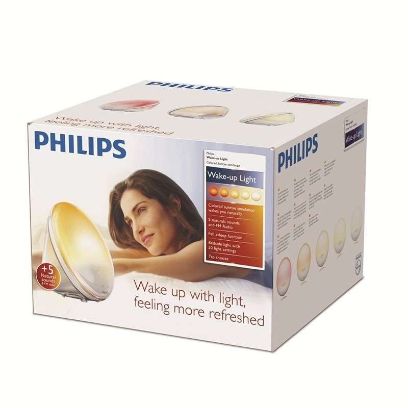 Philips Light Shop In Kolkata: Philips HF3520/01 Wake-Up Light (Sonnenaufgangfunktion