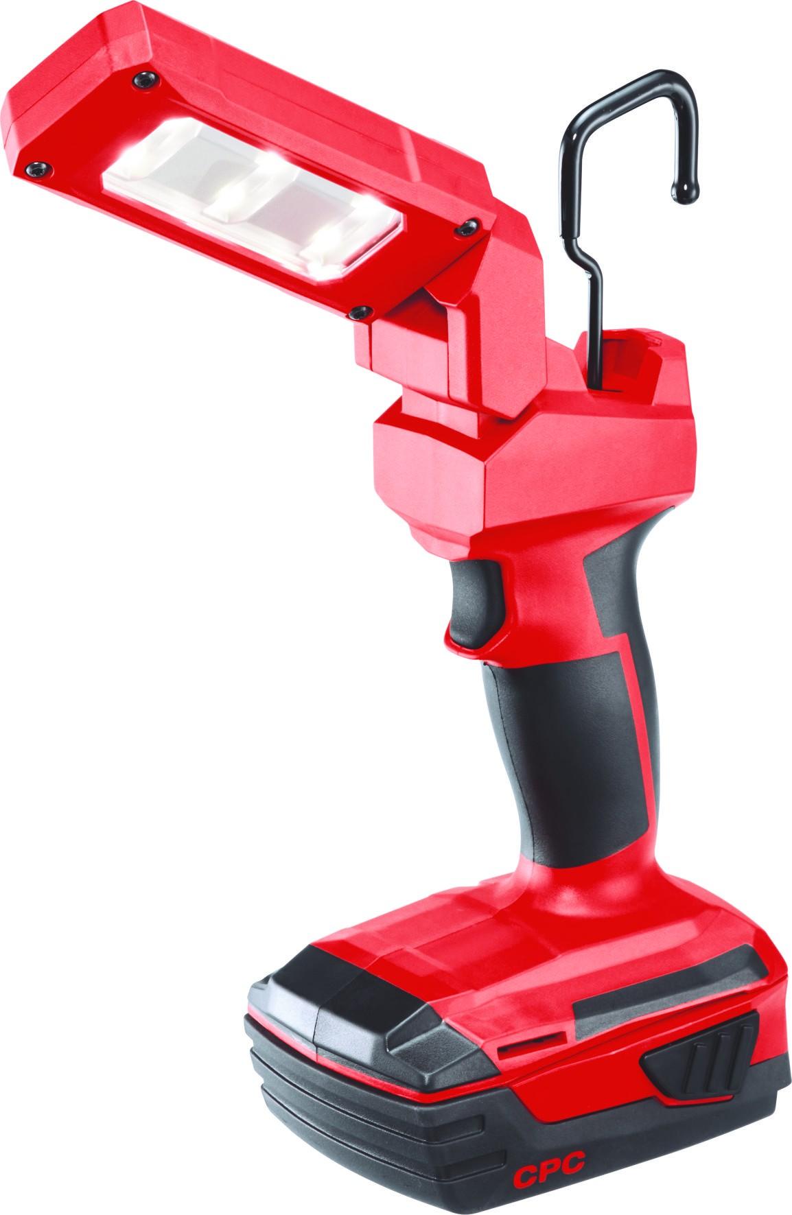 hilti akku-arbeitslampe sl 2-a22 sch