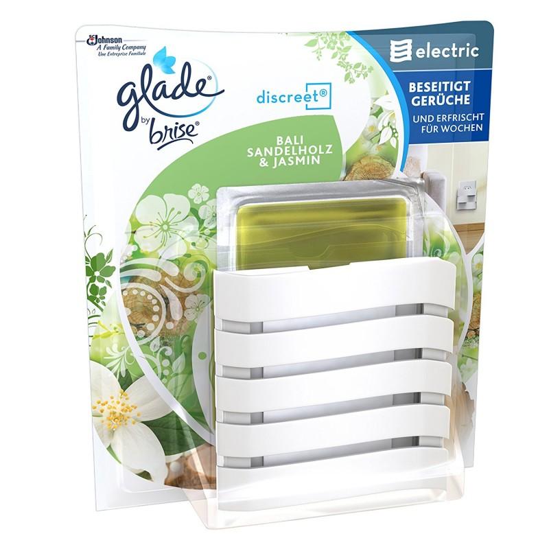 Glade By Brise Discreet Electric Bali Sandelholz Jasmin