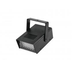 Eurolite LED Disco Strobe weiß, Sound