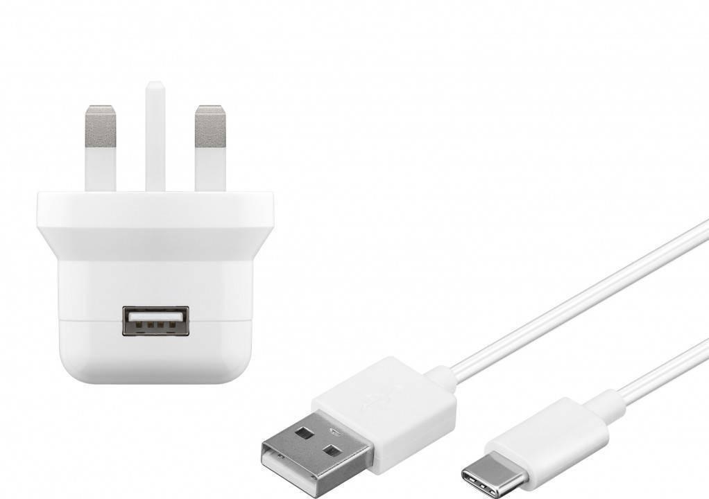 Goobay Slim USB Ladegerät 2,1 A soundlightreflex Shop