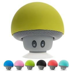 Bluetooth Lautsprecher Mushroom