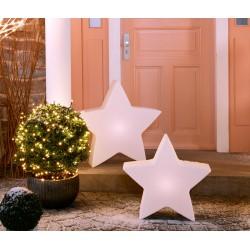 LED Solar Outdoor Leuchte Stern