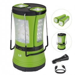 Lighting Ever LED Camping Laterne 600lm