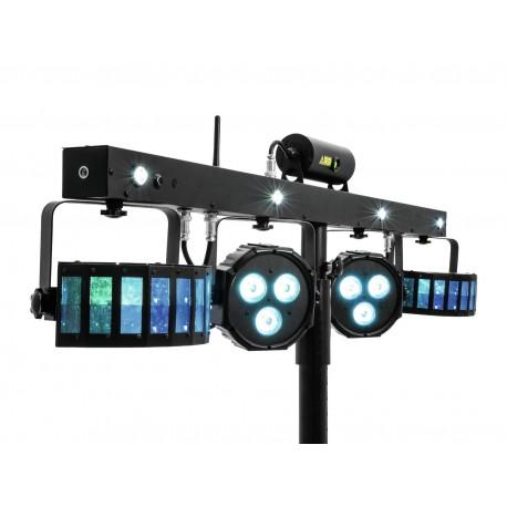 EUROLITE LED KLS Laser Bar FX-Lichtset