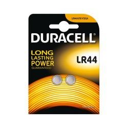 Duracell LR44 B2 Knopfzellen
