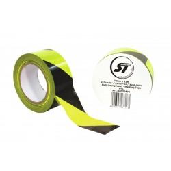 ACCESSORY Markierungsband PVC gelb/schwarz