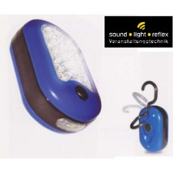 LED Arbeitsleuchte oval