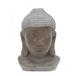 EUROPALMS Brunnen Buddhakopf