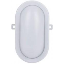 Commel LED Wandleuchte 12W 4000K IP54 schwarz