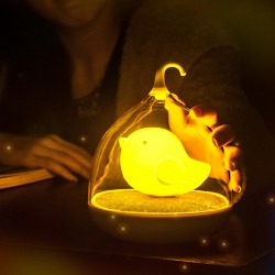 """My little Bird"" Nachttischlampe"
