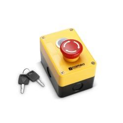 Cameo Not-Aus mit Schlüsselverriegelung