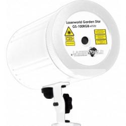 GARDEN STAR RGB Laserworld GS-100RGB move white