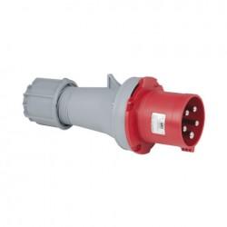 PCE CEE 63A 400V 5p Plug Male