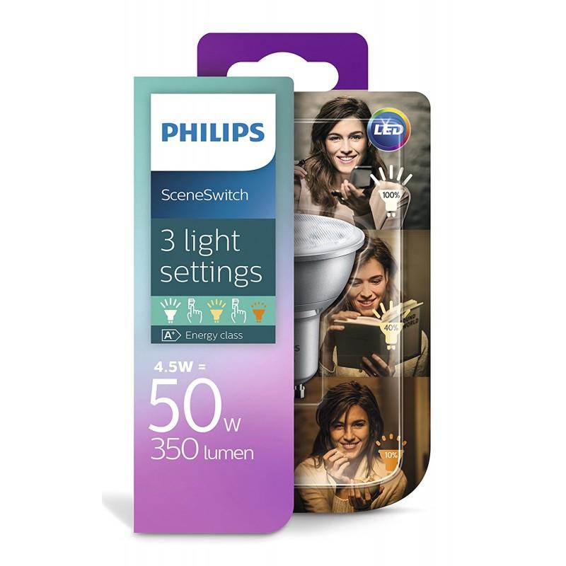Philips Light Shop In Kolkata: Philips 3-in-1 LED Lampe SceneSwitch
