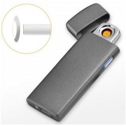 Elektrisches Feuerzeug mit Fingerprint Sensor