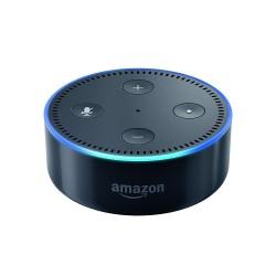 Amazon Echo Dot 2.Gen Intelligenter Lautsprecher mit Alexa, schwarz