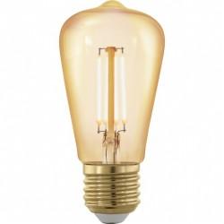 Eglo FILAMENT GOLDEN AGE E27 LED-Lampe ST48 4W 320lm 1700k dimmbar