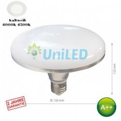 24W LED E27 Leuchtmittel für Pendellampen und Deckenleuchten Kaltweiß
