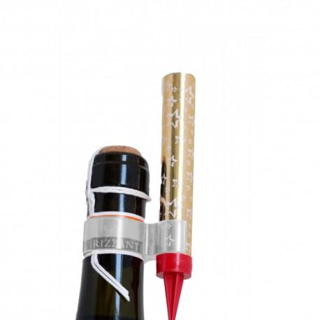 Flaschenclip für Zimmerfontänen